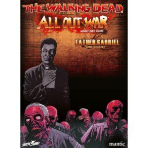 The Walking Dead: Padre Gabriel (W5) –(ES)