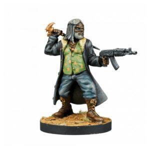 The Walking Dead: Booster Rey Ezekiel (w6) –(ES)