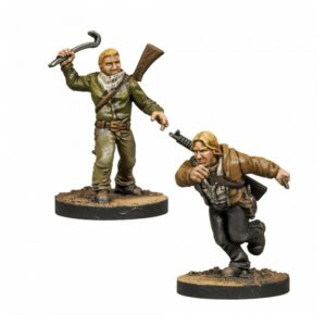 Preventa – The Walking Dead – All Out War – Booster Aaron &