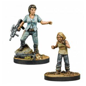 TWD – All Out War – Booster Maggie,Líder De Hilltop (w6)- ES