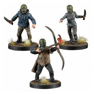 The Walking Dead: Booster Los Susurradores (w6)- (ES)