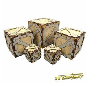 TTCombat: Small Crates(5)