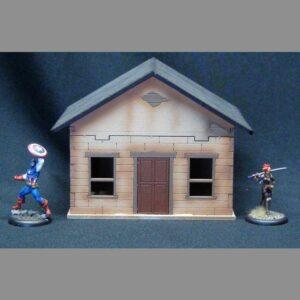 TTCombat: Town House