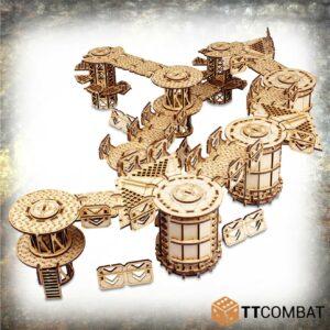TTCombat: Sector 3 – Gamma Complex