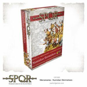 SPQR: Mercenaries – Numidian Skirmishers