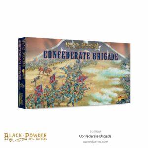 Black Powder: Epic Battles – ACW Confederate Brigade