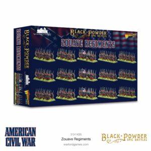 Black Powder: Epic Battles – Zouave Regiments