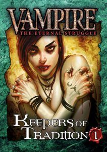 VTES: Keepers Of Tradition Reprint Bundle 1 (Ingles)