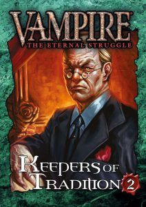 VTES: Keepers Of Tradition Reprint Bundle 2 (Ingles)