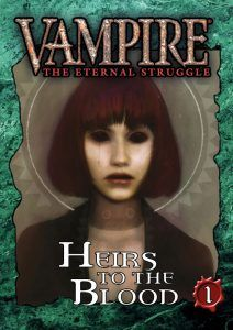VTES: Heirs To The Blood Reprint Bundle 1 (Ingles)