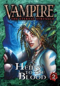 VTES: Heirs To The Blood Reprint Bundle 2 (Ingles)