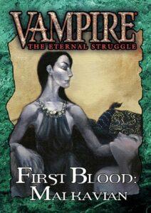 VTES: First Blood – Malkavian (Ingles)