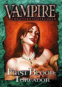 VTES: First Blood – Toreador (Ingles)
