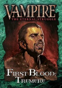 VTES: First Blood – Tremere (Ingles)