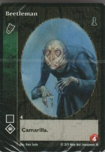 VTES: First Blood – Nosferatu (Español)