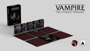 VTES: Fifth Edition / Quinta Edición (Ingles)