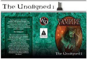 VTES: The Unaligned 1 (Ingles)