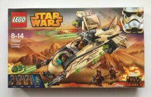 LEGO Star Wars – Cañonera Wookiee 75084