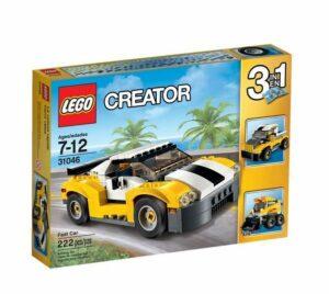 LEGO Creator- Deportivo Amarillo 31046