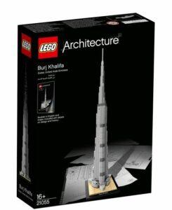LEGO Architecture – Burj Khalifa 21055
