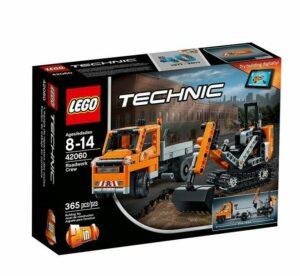 LEGO Creator – Equipo De Trabajo En Carretera 42060