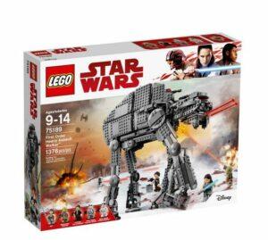 LEGO Star Wars – First Order Heavy Assault Walker 75189