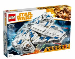 LEGO – Halcón Milenario Del Corredor De Kessel 75212