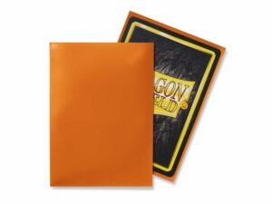 Dragon Shield: Standard – Classic Orange (100)