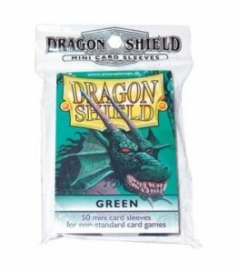 Dragon Shield: Japanese Art – Classic Green (50)