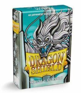 Dragon Shield: Japanese Art – Classic White (60)
