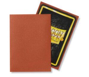 Dragon Shield: Standard – Matte Copper (100)