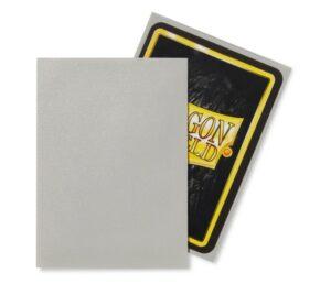 Dragon Shield: Standard Sleeves Matte Mist (100 Sleeves)