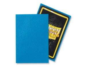 Dragon Shield: Standard – Matte Sapphire (100)