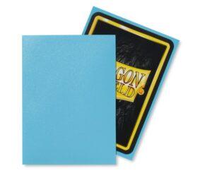 Dragon Shield: Standard – Matte Baby Blue (100)