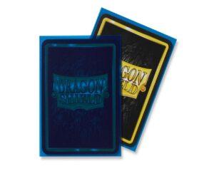 Dragon Shield: Standard – Matte Clear Blue (100)