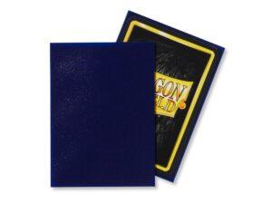 Dragon Shield: Standard – Matte Night Blue (100)