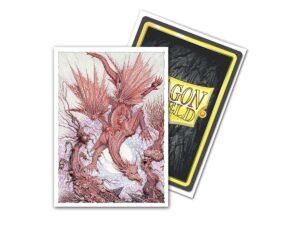 Dragon Shield: Art Matte Essence Of Insanity (100)