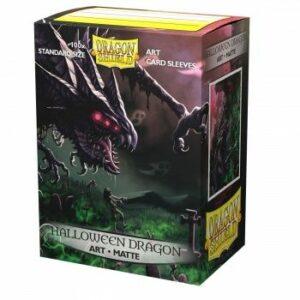 Dragon Shield: Matte Art – Halloween Dragon 2020 (100)