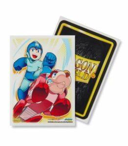 Dragon Shield: Standard – Classic Mega Man & Rushd (100)