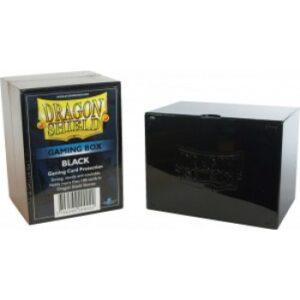 Dragon Shield Strongbox – Black