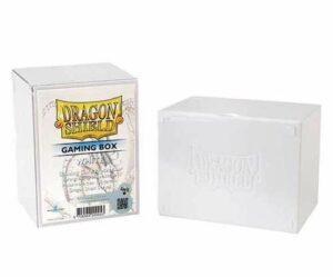 Dragon Shield: Strongbox – White