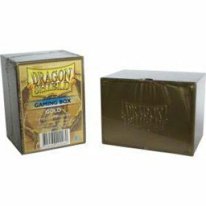 Dragon Shield: Strongbox – Gold