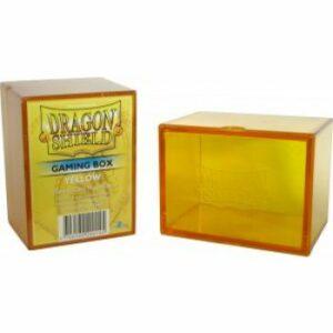 Dragon Shield: Strongbox – Yellow