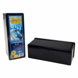 Dragon Shield: 4 Compartment Storage Box – Blue