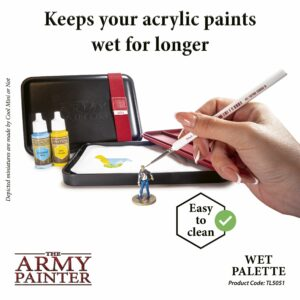 The Army Painter: Wet Palette / Paleta Humeda (TL5051)