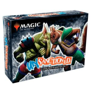 Magic The Gathering: Unsanctioned (Ingles)