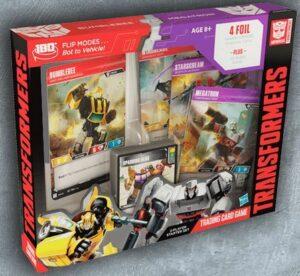 Transformers TCG: Bumblebee Vs Megatron Starter Set (Ingles)