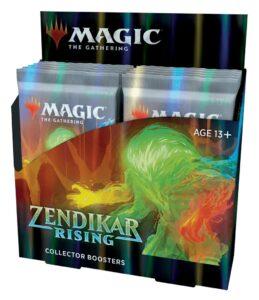 MtG: El Resurgir De Zendikar – Collector Booster Box – EN