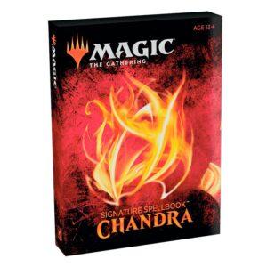 Magic The Gathering: Signature Spellbook – Chandra (Inglés)