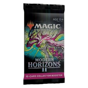 MTG: Modern Horizons 2 Collector Booster (Ingles)